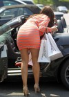 Imogen Thomas - Candids in Chigwell - London
