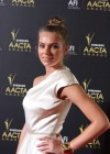 Indiana Evans hot at 2012 AACTA Awards
