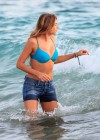 Indiana Evans New bikini pics from set of The Blue Lagoon in Maui-27