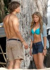 Indiana Evans New bikini pics from set of The Blue Lagoon in Maui-41