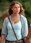 Indiana Evans On the set of Blue Lagoon in Maui-09