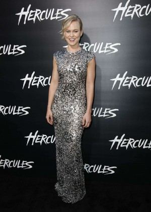"""Ingrid Bolso Berdal - """"Hercules"""" Premiere in Los Angeles"""