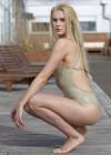 Ireland Baldwin - Bikini Photoshoot on a Boat in NY -05