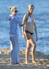 Ireland Baldwin - Wear Thomg Bikini in Maui-02