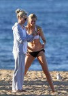 Ireland Baldwin - Wear Thomg Bikini in Maui-04