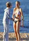 Ireland Baldwin - Wear Thomg Bikini in Maui-05
