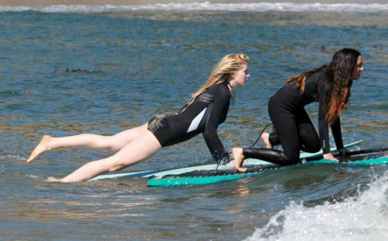 Ireland Baldwin surfing -02