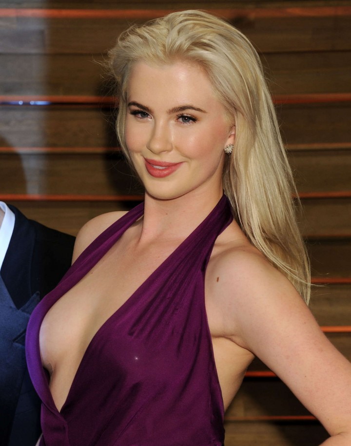 Ireland Baldwin: Oscar 2014 - Vanity Fair Party -02