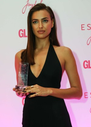 Irina Shayk - 10th Glamour Women of the Year Awards in Moscow