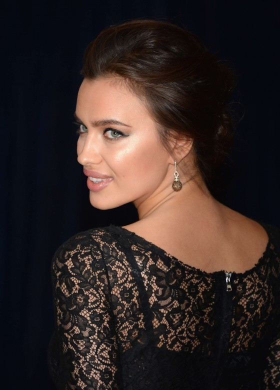 Irina Shayk - 2013 White House Correspondents Association Dinner -01