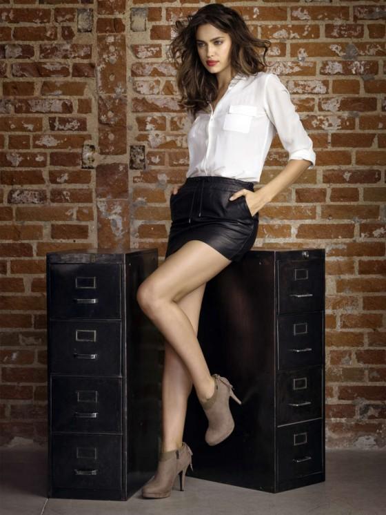 Irina Shayk Photos: 2013 Xti Fall-Winter Footwear Campaign-14