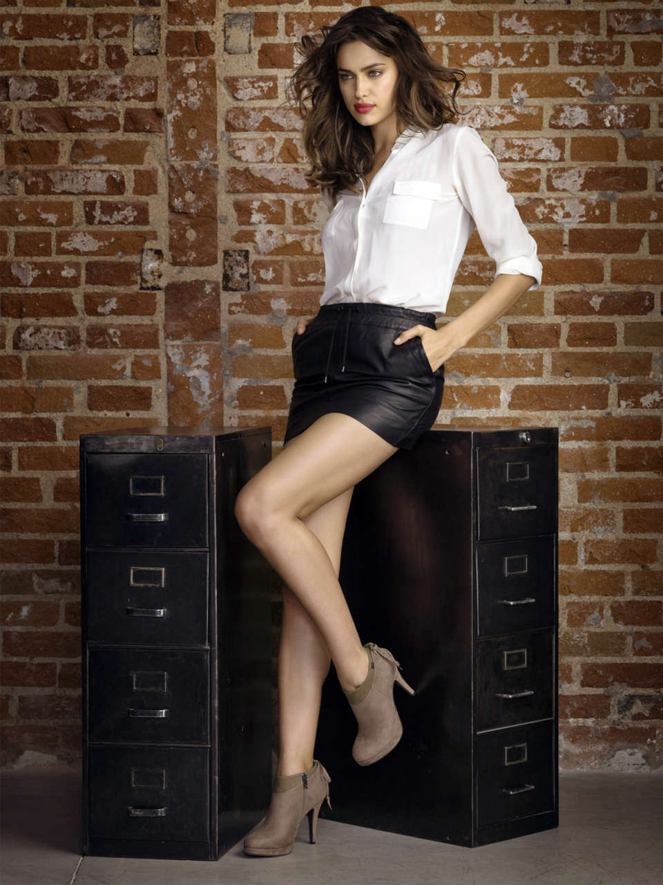 Irina Shayk Xti Footwear Irina Shayk Photos 2013 Xti