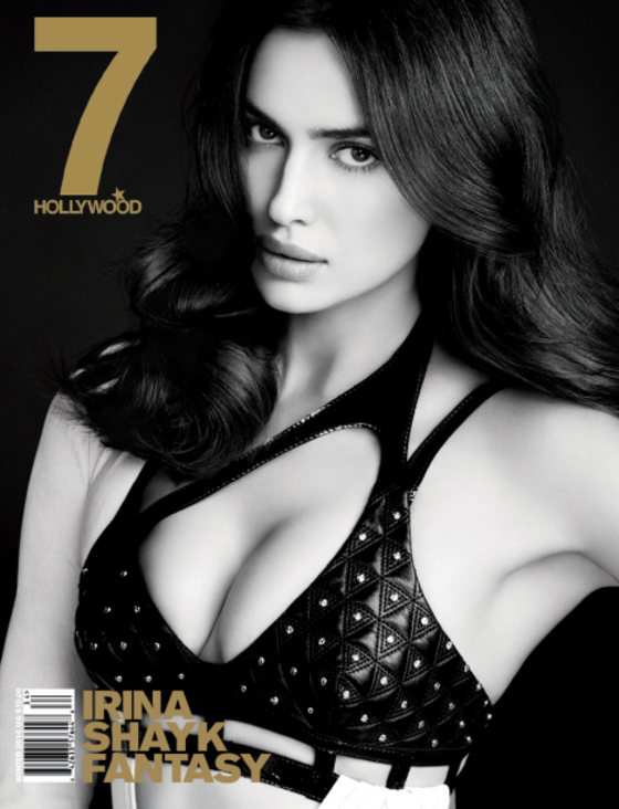 Irina Shayk: 7 Hollywood Magazine Cover -05