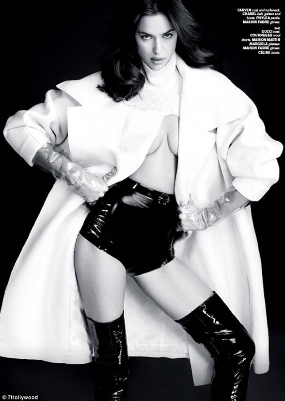 Irina Shayk: 7 Hollywood Magazine -02