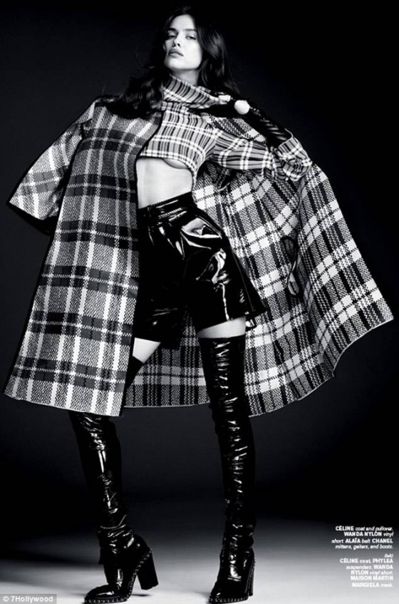 Irina Shayk: 7 Hollywood Magazine -03