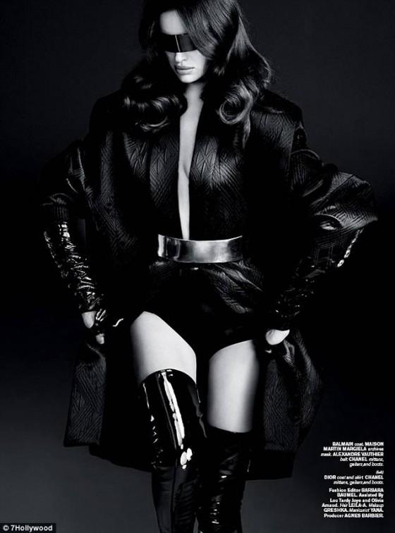 Irina Shayk: 7 Hollywood Magazine -09