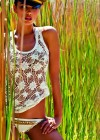 Irina Shayk - Agua Bendita Bikini Photos -46