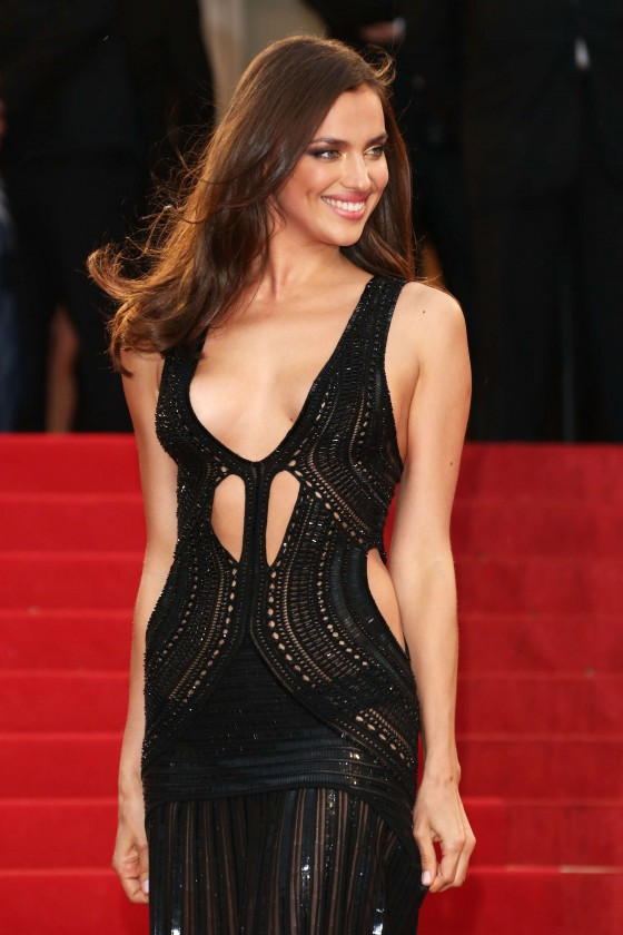 Irina Shayk 2013 : Irina Shayk – All Is Lost Premiere at the 66th Cannes Film Festival -01