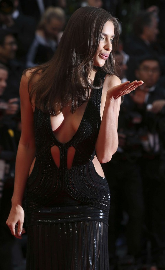 Irina Shayk 2013 : Irina Shayk – All Is Lost Premiere at the 66th Cannes Film Festival -07