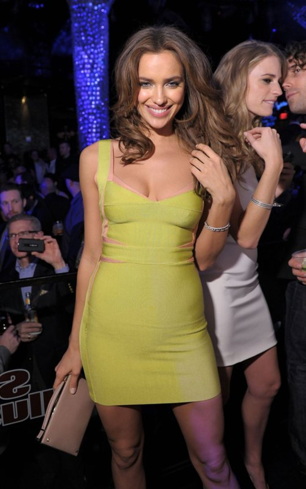 Irina Shayk 2011 : irina-shayk-at-the-club-si-swimsuit-party-in-las-vegas-09