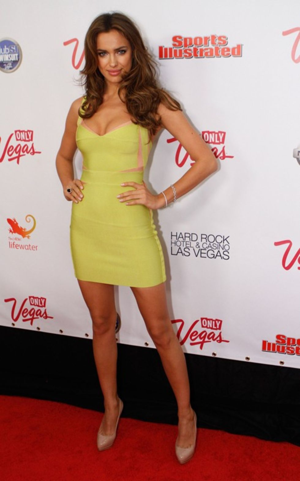 Irina Shayk 2011 : irina-shayk-at-the-club-si-swimsuit-party-in-las-vegas-13