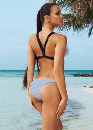 Irina Shayk: Beach Bunny Bikini -03