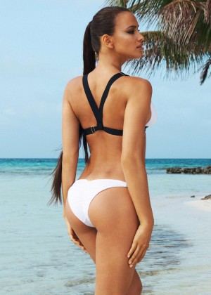 Irina Shayk: Beach Bunny Bikini -11