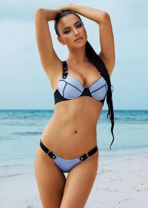 Irina Shayk: Beach Bunny Bikini -14