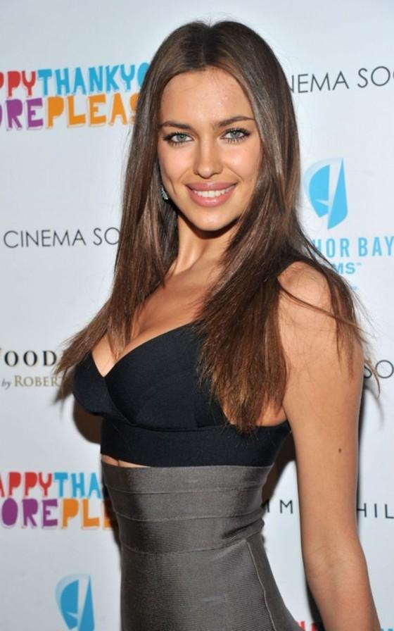 Irina Shayk Candids Happythankyoumoreplease