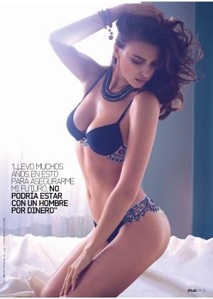 Irina Shayk - DT Spain Magazine (November 2014)