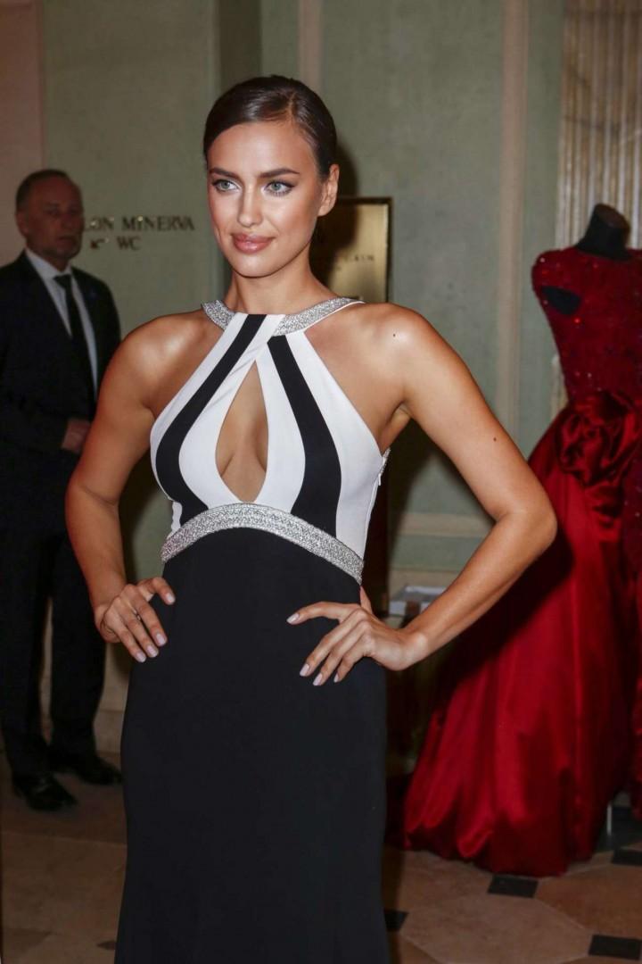 Irina Shayk – Gala Spa Awards 2014 in Munich