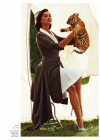 Irina Shayk - Harpers Bazaar The Animal Nursery Photoshoot 2013 -05
