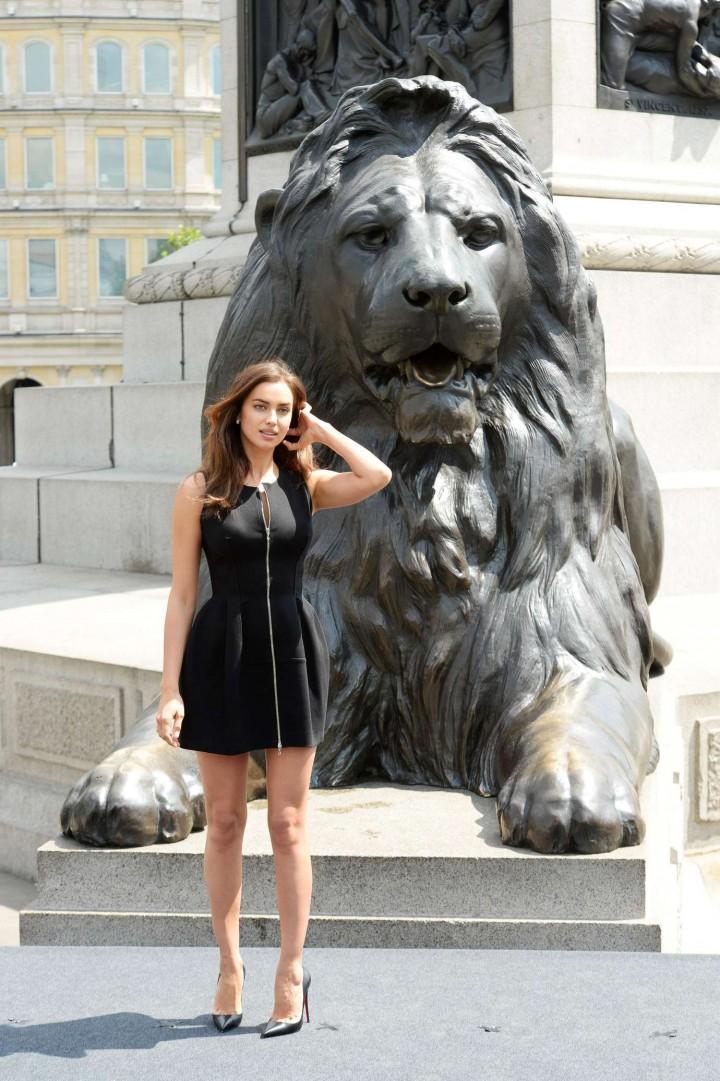 Irina Shayk: Hercules photocall -08