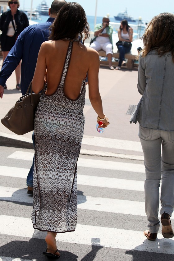 Irina Shayk Hot Candids in Cannes-06