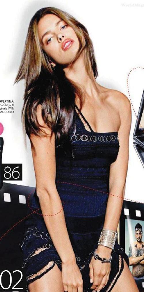 Irina Shayk Sizzles for Jack Magazine