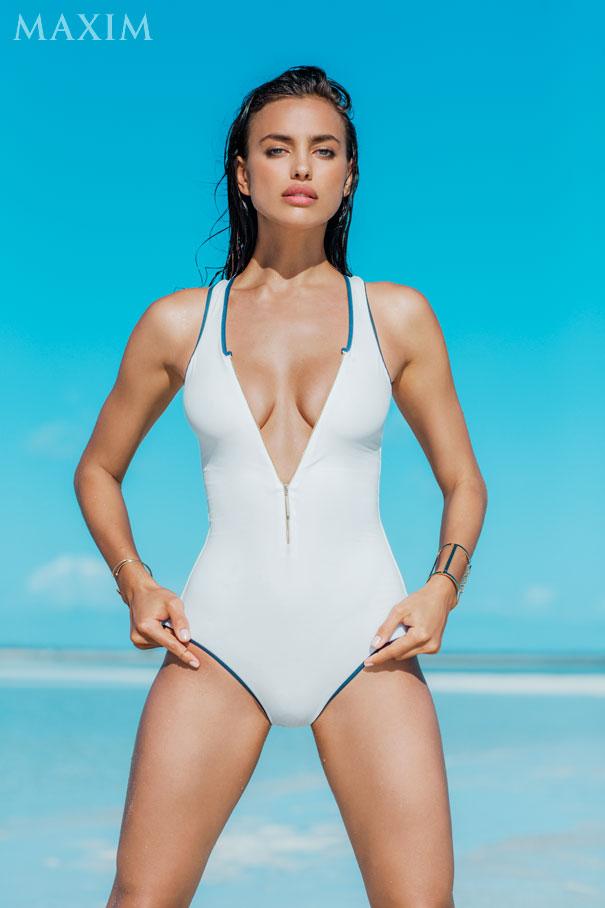 Irina Shayk: Maxim 2014 -10