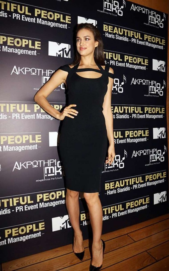 Irina Shayk - MTV Beautiful People Party  -02