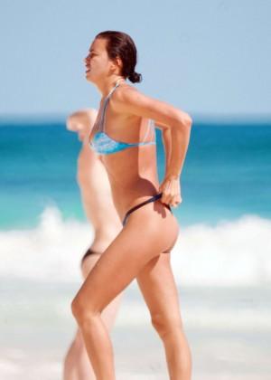 Irina Shayk bikini photos: 2014 in Mexico-29