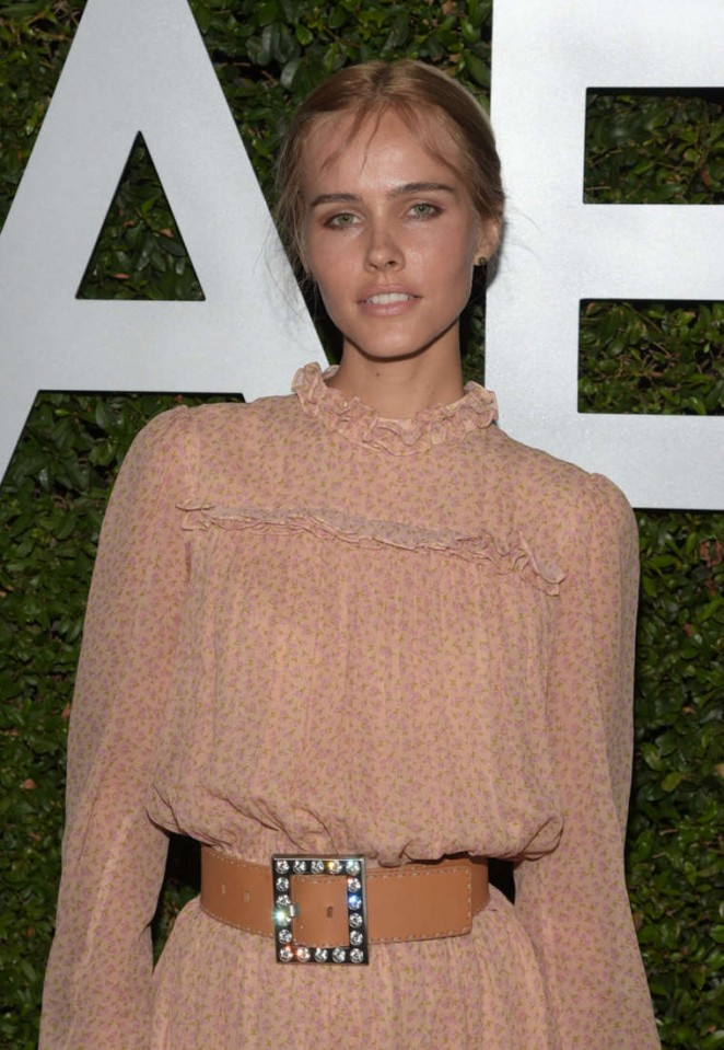 Isabel Lucas - Claiborne Swanson Frank's Book Launch in Beverly Hills