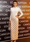Isabeli Fontana - Louis Vuitton Boutique Opening Event