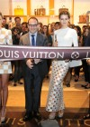Isabeli Fontana at Louis Vuitton Boutique Opening -02