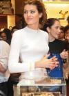Isabeli Fontana at Louis Vuitton Boutique Opening -05