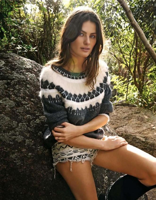 Isabeli Fontana - Telegraph UK Magazine (September 2014)