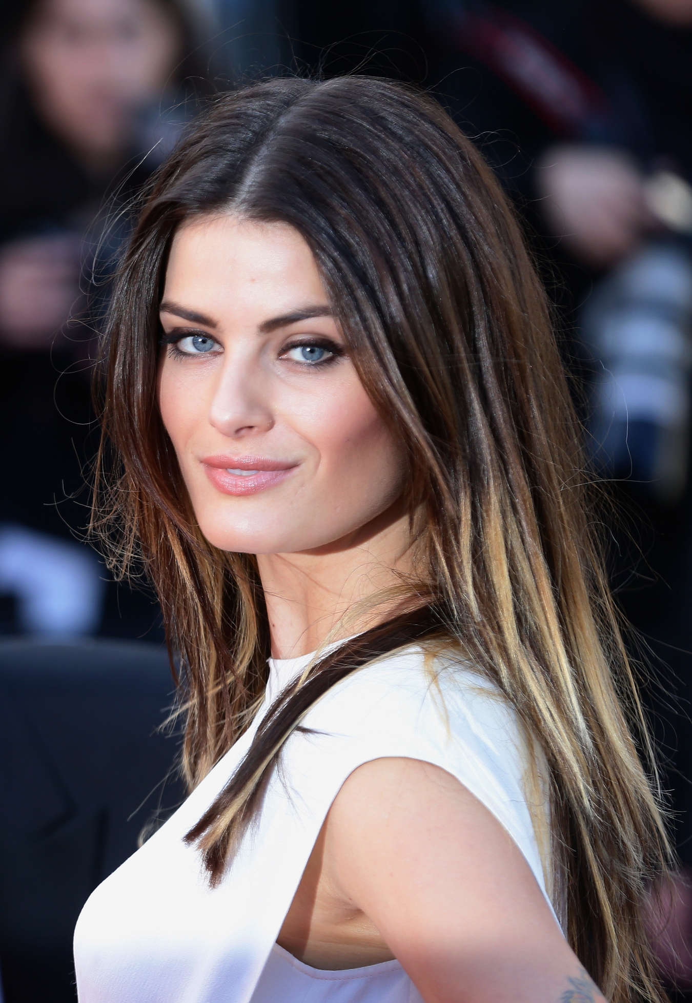 isabeli fontana the immigrant premiere during the 66th