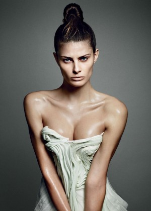 Isabeli Fontana - Vogue Magazine (August 2014)