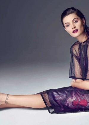 Isabeli Fontana: Vogue Ukraine -01