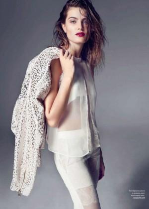 Isabeli Fontana: Vogue Ukraine -04