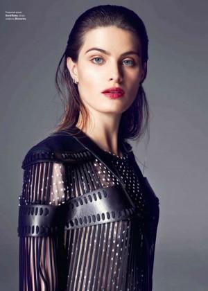 Isabeli Fontana: Vogue Ukraine -07