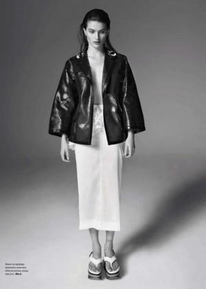 Isabeli Fontana: Vogue Ukraine -11