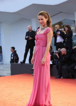 """Isabella Ragonese - """"Il Giovane Favoloso"""" Venice Premiere & Photocall"""